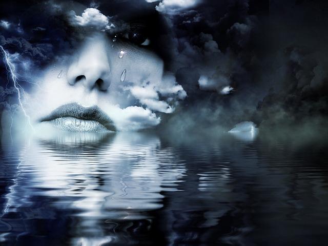"""Maddalena è sola con se stessa, da """"Nebbia e sabbia"""""""