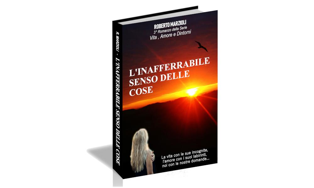 L'inafferrabile senso delle cose, il nuovo romanzo!